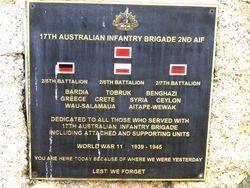 17th Australian Infantry Brigade