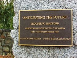 Anticipating The Future Plaque: 30-June-215