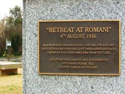 Romani Plaque: 30-June-2015