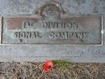1st Division Signal Company