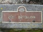 2/21st Battalion : 22-September-2011