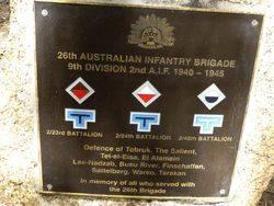 26th Australian Infantry Brigade