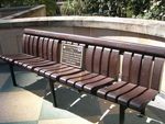 29th Infantry Battalion Bench