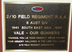 2nd / 10th Field Regiment