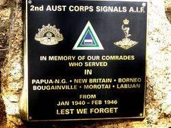 2nd Australian Corps Signals