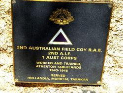 2nd Australian Field Company RAE