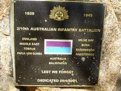 2nd / 10th Australian Infantry Battalion