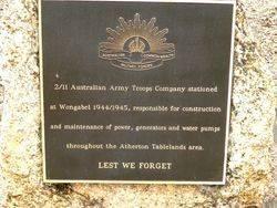2nd / 11th Australian Army Troop Company(ATTC)