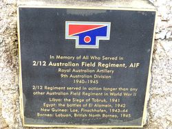 2nd / 12th Australian Field Regiment