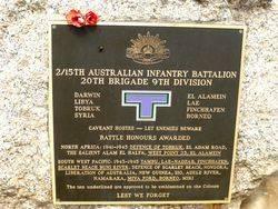 2nd / 15th Australian Infantry Battalion