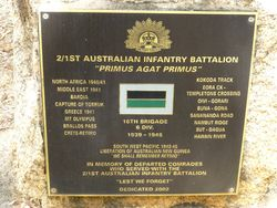 2nd / 1st Australian Infantry Battalion