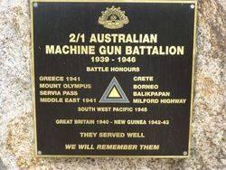 2nd / 1st Australian Machine Gun Battalion