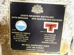 2nd / 28th Australian Infantry Battalion