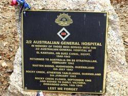 2nd / 2nd Australian General Hospital