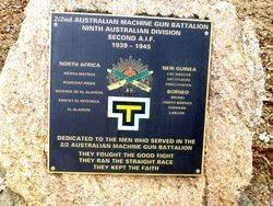 2nd / 2nd Australian Machine Gun Battalion