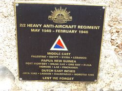2nd / 2nd Heavy Anti-Aircraft Regiment