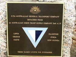 2nd / 34th Australian General Transport Company