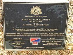 2nd / 3rd Australian Anti Tank Regiment