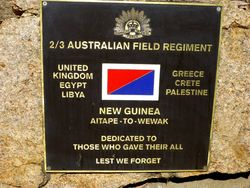 2nd / 3rd Australian Field Regiment