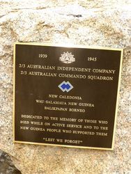 2nd / 3rd Australian Independent Company (2nd / 3rd Commando Squadron)