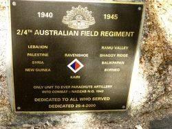 2nd / 4th Australian Field Regiment