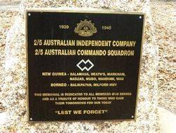 2nd / 5th Australian Independent Company (2nd/ 5th Australian Commando Squadron)