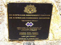 2nd / 6th Australian Independent Company (2nd / 6th Commando Squadron)