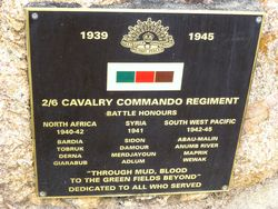 2nd / 6th Cavalry Commando Regiment