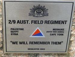 2nd / 9th Australian Field Regiment