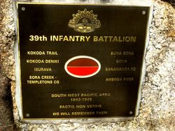 39th Australian Infantry Battalion