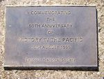 50th Anniversary of Victory in the Pacific Plaque