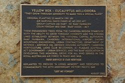 Plaque Inscription : 17-March-2015
