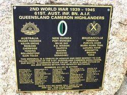 61st Australian Infantry Battalion (Cameron Highlanders)