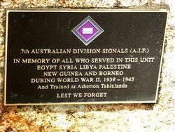 7th Australian Division Signals