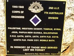 7th Division Engineers