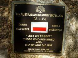 8th Australian Infantry Battalion