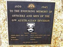 9th Australian Division