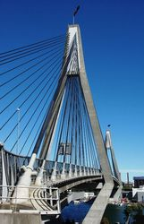 ANZAC Bridge : 5-October-2016