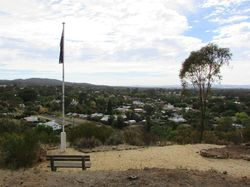 Anzac Hill 2 : 25-March -2015