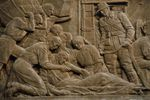 ANZAC Memorial Bas Relief 2