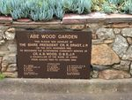 Abe Wood Plaque  : October 2013