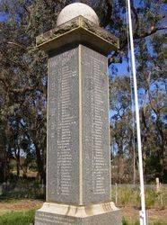 Abermain War Memorial