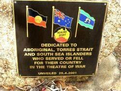 Aboriginal, Torres Strait & South Sea Islanders