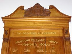 Honour Roll 2 : 07-September-2014