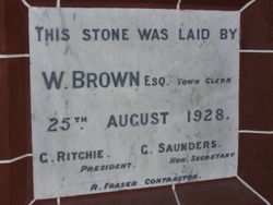 Foundation Stone 2 : 07-September-2014