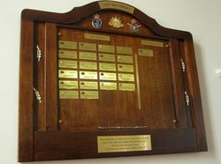 Adamstown Uniting Church Honour Board
