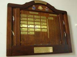 Adamstown Uniting Church Honour Board