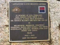 Advanced Land Headquarters