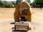 Albert Namatjira Grave