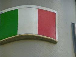 Italian Flag : 19-October-2014